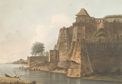 Multura Fort, (on The Jumna)